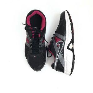 Nike Pink/Black/White Dart Sneakers